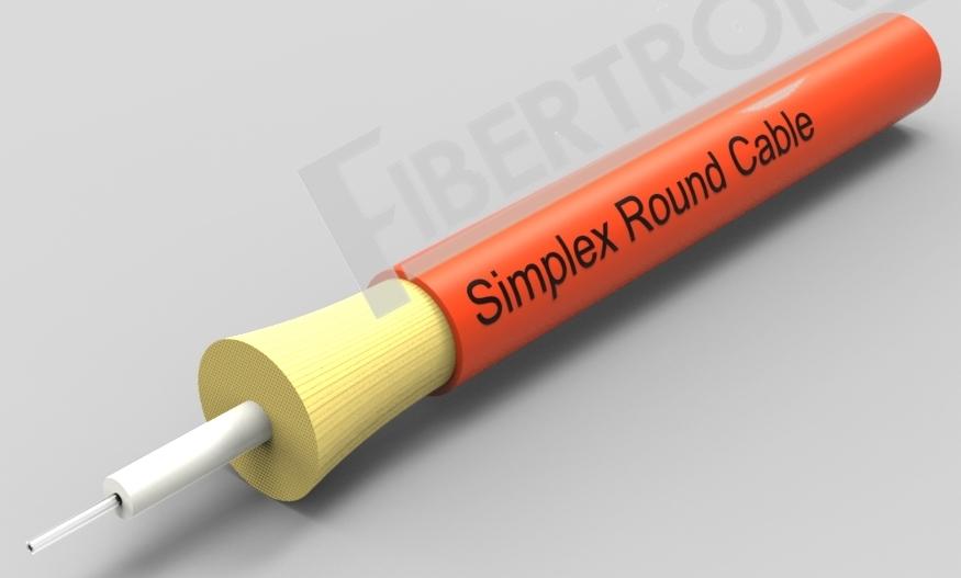 GJFJV - OM1 Simplex 3.0mm Cable